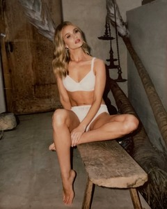 Rosie Huntington-Whitely - Lingerie fitting photos 2019