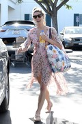 Ashley Greene - Grocery shopping in LA 4/16/18