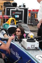 Emily Ratajkowski - ABB FIA Formula E BMW i Berlin E-Prix 2018 5/19/18