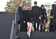 Lindsay Lohan - Saint Laurent Fashion Show in Paris 9/25/2018 0d75a9985773724