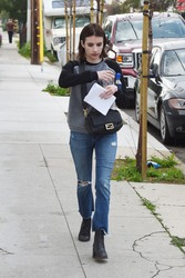 Emma Roberts - Out in LA 2/28/19