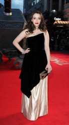 Kat Dennings at the Premiere of Thor: The Dark World in London - October 22, 2013