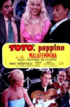 Toto, Peppino e… La Malafemina (1956) iTA - STREAMiNG