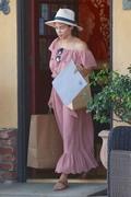 Jenna Dewan - Out in Studio City 6/15/18