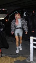 Kim Kardashian - Out for dinner in Tokyo 2/27/18