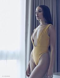 Olivia Culpo - Lefair Magazine, 2018