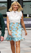 Holly Willoughby  -                   ITV Studios London June 20th 2018.
