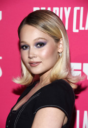 Kelli Berglund - SYFY's New Series ''Deadly Class'' premiere in West Hollywood 1/3/19