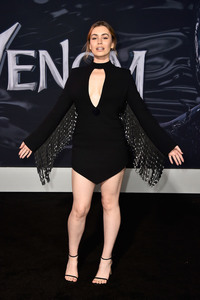 Sophie Simmons - Premiere Of Columbia Pictures' 'Venom' in Westwood 10/1/18