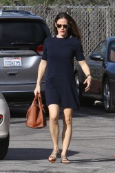 Jennifer Garner - Going to church in LA 1/14/18