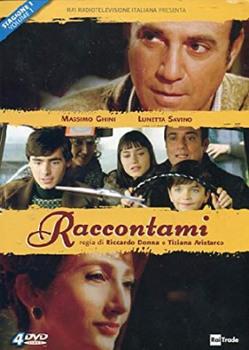Raccontami - Stagione 1 (2006-2007) 8xDVD9 Copia 1:1 ITA