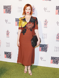 "Christina Hendricks -               ""Antiquities"" Premiere LA June 16th 2018 2aaaea897878484"