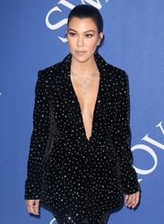Kourtney Kardashian - 2018 CFDA Fashion Awards in NYC 6/4/18