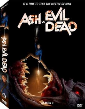 Ash VS Evil dead - Stagione 3 (2018) 2xDVD9 Copia 1:1 ITA/ENG/SPA