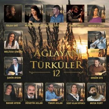Çeşitli Sanatçılar - Ağlayan Türküler, Vol. 12 (2018) Full Albüm İndir