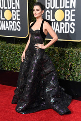 Penelope Cruz - 2019 Golden Globe Awards in LA 1/6/19