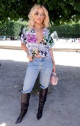 Rita Ora - Louis Vuitton SS19 Men's Wear Fashion Show in Paris 6/21/18