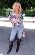 Rita Ora - Louis Vuitton SS19 Men's Wear Fashion Show in Paris 6/21/18