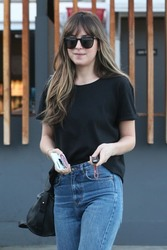 Dakota Johnson - Out in Beverly Hills 6/26/18