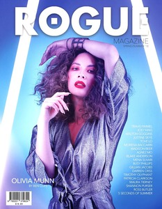 Olivia Munn -                                      Rogue Magazine Spring/Summer (2018).