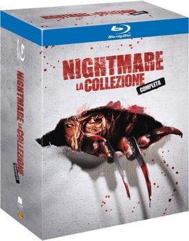 Nightmare Saga (1984-2010) [5 Blu-Ray] Full Blu-Ray 186Gb VC-1\AVC ITA DD 2.0 ENG DTS-HD MA 5.1 MULTI