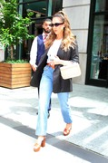 Jessica Alba - Leaving a meeting in NYC 7/24/2018 eb4d7f931389014