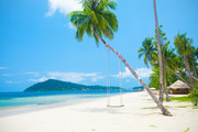 Тропический остров и пляж / Beautiful tropical island and beach 58516a1190117144