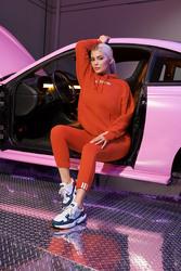 Kylie Jenner - Adidas Originals COEEZE Apparel Photoshoot