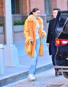 Bella Hadid - Out in NYC 12/29/18