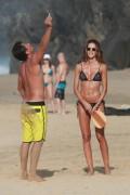 Izabel Goulart in Bikini on the Beach in Fernando de Noronha 12/30/20174b4d6b705335733