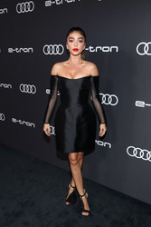 Sarah Hyland at Audi's Pre-Emmy Party in Los Angeles - 9/14/18