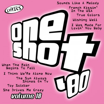 VA - One Shot '80 - Volume 18 (2006) .flac -981 Kbps