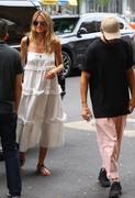Heidi Klum -                               New York City July 4th 2018.
