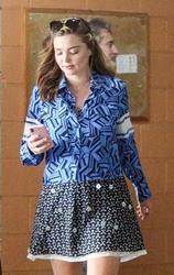 Miranda Kerr - Leaving a doctors office in Santa Monica 9/27/18