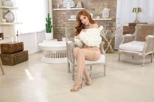 Amaris And Jia Lissa - First Class Photoshoot