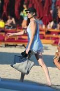 Stephanie Pratt in Bikini on the Beach in Mykonos 06/19/201815c20b899337794