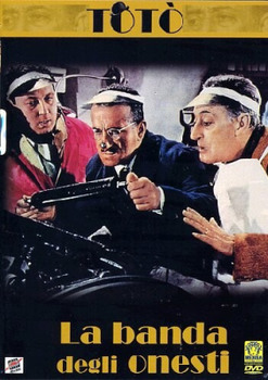 La banda degli onesti (1956) DVD9 Copia 1:1 ITA