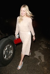 Sienna Miller - WME Oscar Party in LA 3/2/18