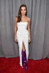 Hailee Steinfeld - 60th Annual GRAMMY Awards in NYC 1/28/18