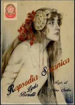 Rapsodia satanica (1917) DVD5 Copia 1:1 MUTO