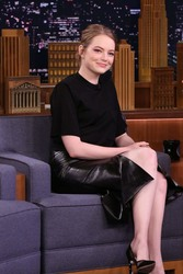 Emma Stone - The Tonight Show with Jimmy Fallon 11/08/2018