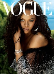 Rihanna - Vogue June 2018