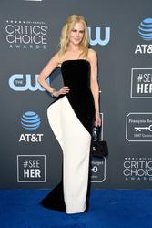 Nicole Kidman - 24th Annual Critics' Choice Awards in Santa Monica 1/13/19
