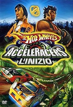 Hot Wheels Acceleracers - L'inizio (2005) DVD5 COPIA 1:1 ITA ENG FRA OLA