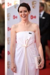 Claire Foy    -            BAFTA TV Awards London May 13th 2018.