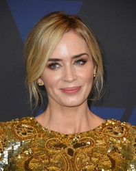 Emily Blunt - 10th Annual Governors Awards in Hollywood 11/18/18