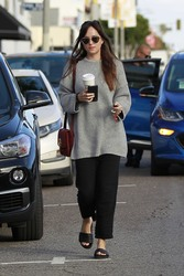Dakota Johnson - Out in West Hollywood 1/6/19