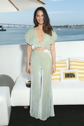 Olivia Munn -                 #IMDboat San Diego Comic-Con July 19th 2018.
