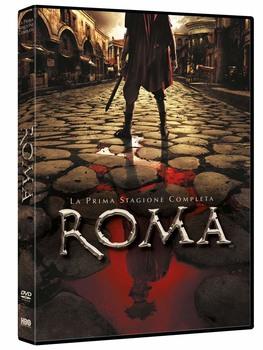 Roma - Stagione 1 (2005) 4x DVD9 1x DVD5 COPIA 1:1 ITA SPA ENG