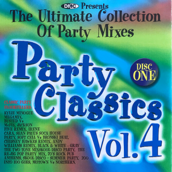 DMC Party Classics Vol. 02-04 (2019) Full Albüm İndir